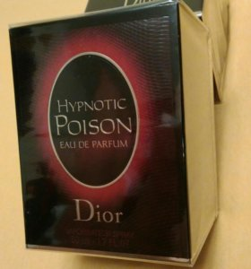 Hypnotik Poison eau de parfum 50 мл