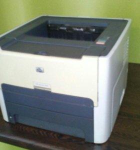 Лазерный принтер HP LaserJet 1320