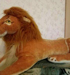 Мягкая игрушка-Лев