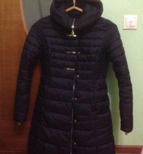 Стильное элегантное пальто зимнее