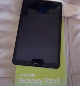 Планшет Samsung Tab E 8gb 3g