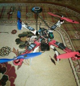 Квадрокоптер 450 рама