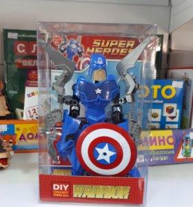 Капитан америка робот