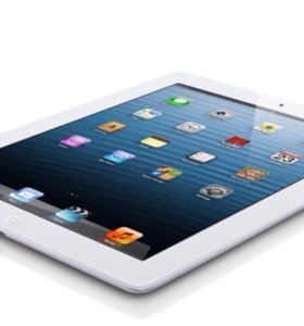 Apple iPad 4 16GB WiFi Tablet Retina