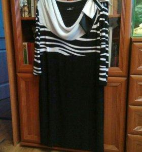 Платье праздничное 54-56