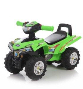 Детская каталка Baby Care Super ATV.