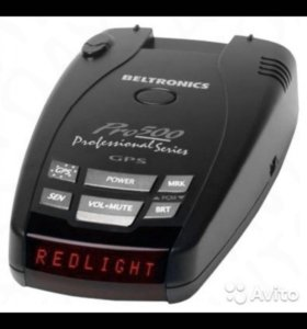 Радар детектор Beltronics Pro 500