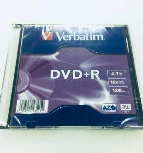 DVD+R диск Чистый для записи