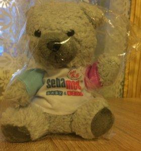Медвежонок игрушка новый