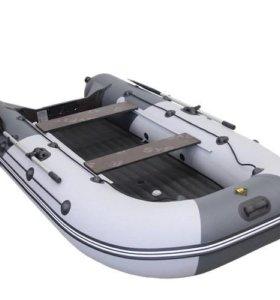 Лодка ПВХ Ривьера 3200 НДНД + дно низкого давления