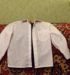 Двойка:брюки+рубашка