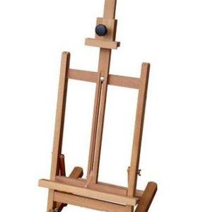Мольберт настольный деревянный для рисования