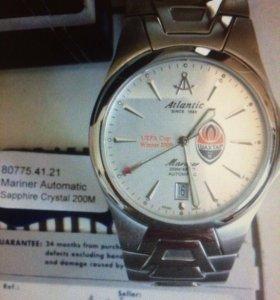 Часы Atlantic Mariner uefa Cup Winner 2009