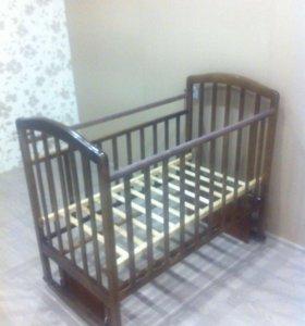 Детская кроватка АЛИТА-3