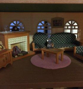 Гостиная для игрового домика