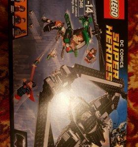 Лего новый