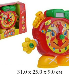 Говорящие часы для детей
