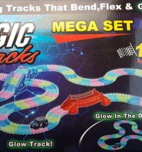 Супер magic Traks 360- два моста