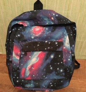 Рюкзак «космос» новый