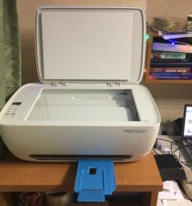 МФУ струйный принтер