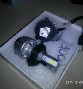 LED лампы Н4