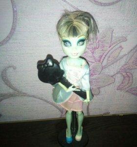 Кукла монстер хай!