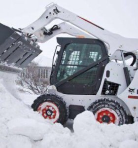 Уборка снега и вывоз