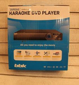 Karaoke DVD player BBK DVP034S