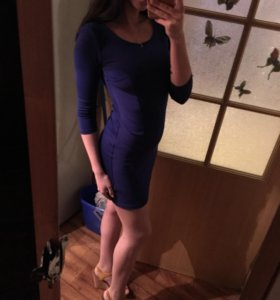Платье новое💙