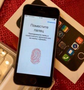 Iphone 5S 16 гиг Оригинал