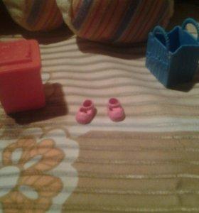 Эксесуары для игрушек.