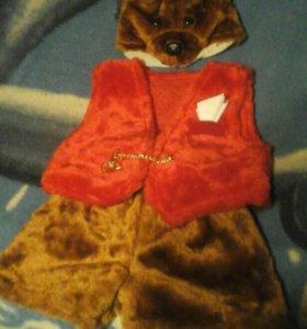 Карновальный костюм Медвежонок