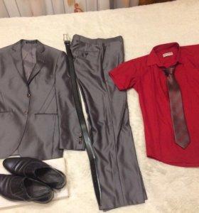Классический костюм для любого мероприятия