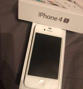 Айфон 4 s 8 gb
