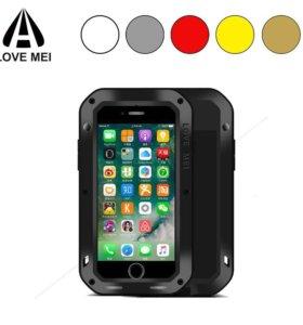 Ударопрочный чехол LOVE MEI® Powerful iPhone 6/6s