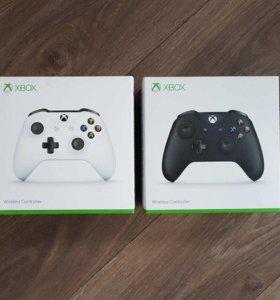Новый Xbox One геймпад