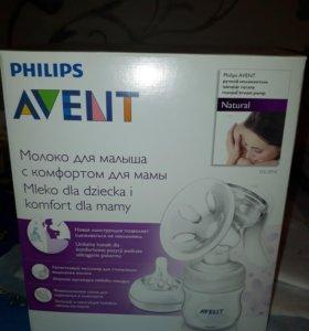 Ручной молокоотсос Philips Avent Natural