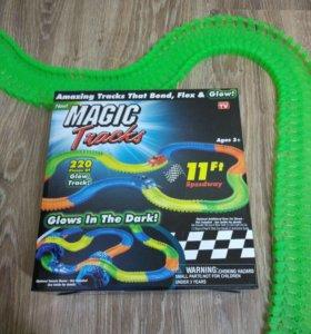 Magic Tracks (светящаяся дорога )