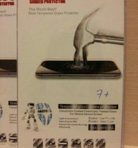 Защитное стекло iPhone 5,7/7+