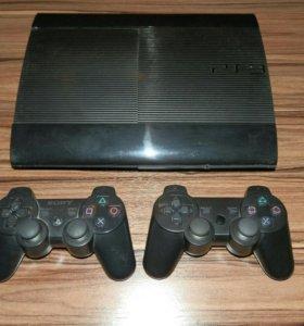 Sony PlayStation 3 500GB и 26 игр