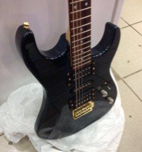 Электроакустическая гитара Khanza