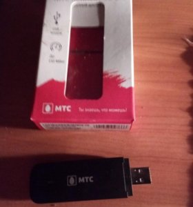 USB модем МТС коннект 4G