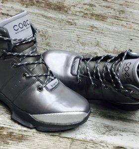 Новые зимние ботинки,р 41,42,43