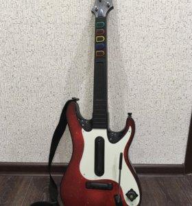 Guitar hero для xbox 360