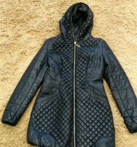 Куртка удлинённая р. 42-44