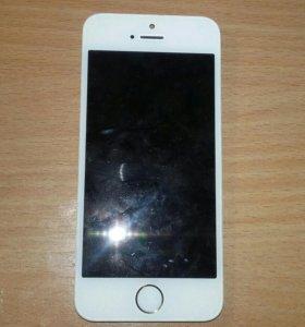 Дисплей на iPhone 5s