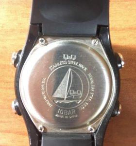 Японские часы Q&Q.