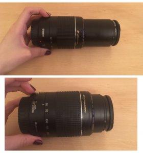 Canon объектив