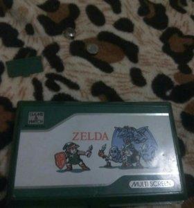Nintendo zelda 1989,коллекционная