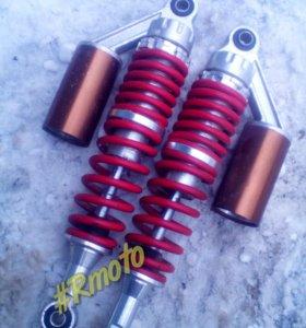 Амортизаторы Stels Flame 200